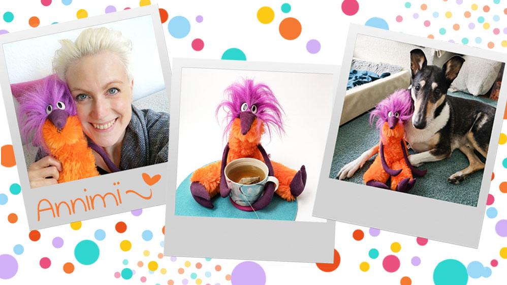 Fred bei Annimi – gute Laune, viel Tee und ne tolle Überraschung