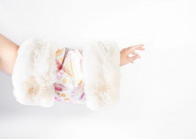 Tobi Muff - kuschelig, fantasievoll und perfekt für kalte Tage.