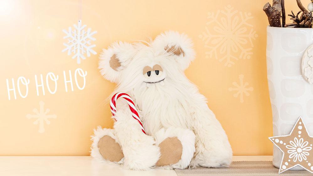 Weihnachtsdeko basteln – Mini-DIY