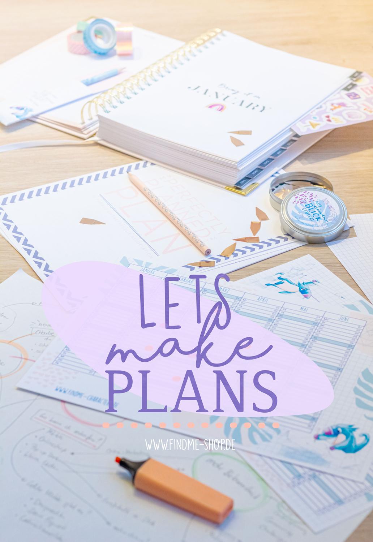 Übersicht über meine liebsten Tools und Tipps für Deine Jahresplanung