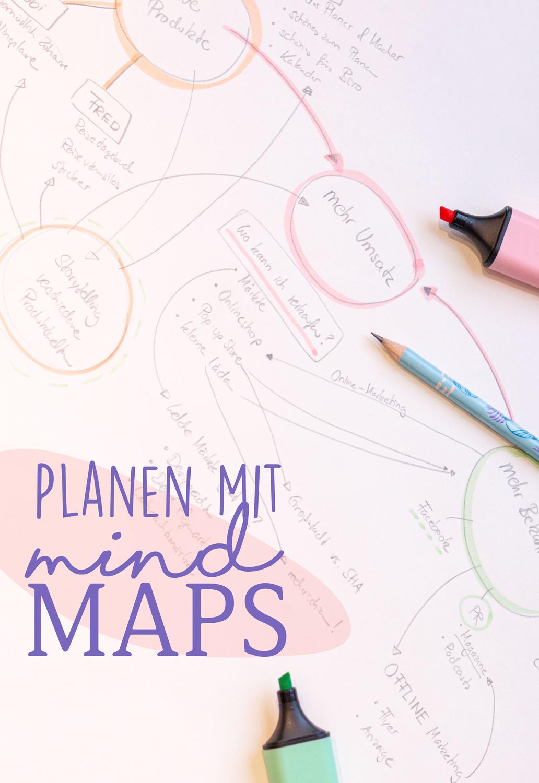 Planen mit Mindmaps - Kopfchaos sortieren